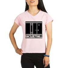 Racquetball Pong - Performance Dry T-Shirt