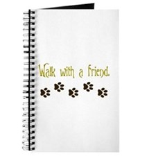 Walk With a Friend Journal