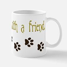 Walk With a Friend Mug