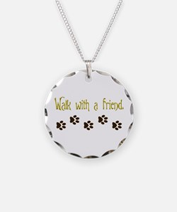 Walk With a Friend Necklace