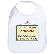 OUT OF MY MIND Bib