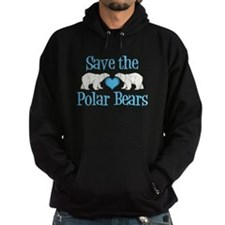 Save the Polar Bears Hoody