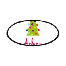 Christmas Tree Arlene Patches