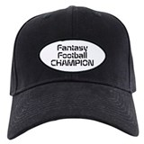Fantasy football champion Hats & Caps