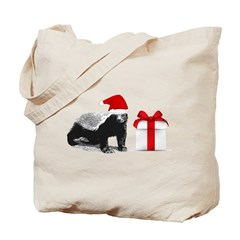 honey badget santa Tote Bag