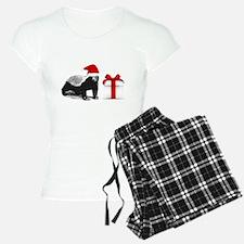 honey badget santa Pajamas