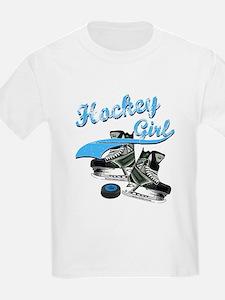 Funny Hockey players themed T-Shirt