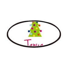 Christmas Tree Tanya Patches