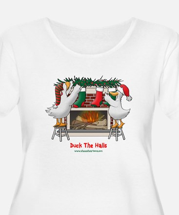 Duck The Halls! T-Shirt
