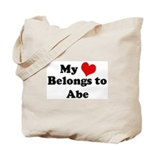 My Heart: Abe Tote Bag