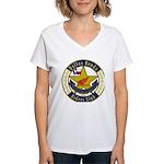 DHRC Women's V-Neck T-Shirt