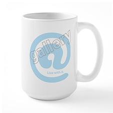 @Round Wash Logo Mug