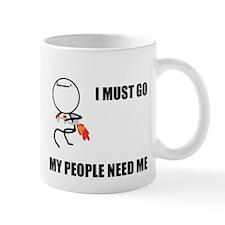 Nothing To Do Here Mug
