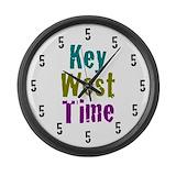 Key west time Giant Clocks