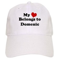 My Heart: Domenic Baseball Cap