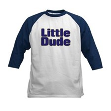 LITTLE DUDE (dark blue) Tee