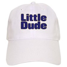 LITTLE DUDE (dark blue) Baseball Cap