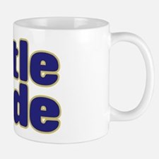 LITTLE DUDE (dark blue) Mug