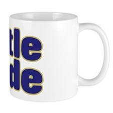 LITTLE DUDE (dark blue) Mug