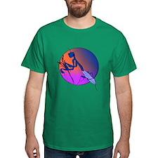 Praying Mantis Meditation T-Shirt
