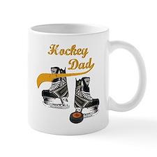 Funny Hockey players themed Mug