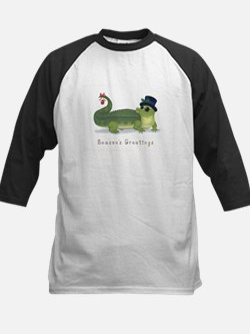 Christmas Alligator Tee