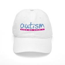 Autism Periwinkle Baseball Cap
