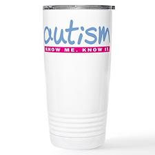 Autism Periwinkle Travel Mug