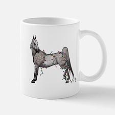 Unique Grey stallion Mug