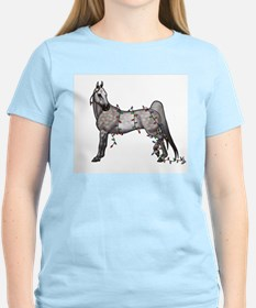 Cute Dapple gray horse T-Shirt