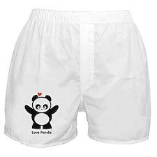 Love Panda® Boxer Shorts