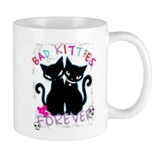 Bad Kitties Forever Small Mug