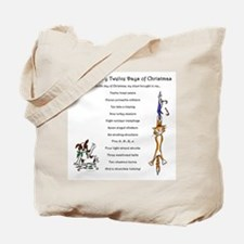Tote Bag - Veterinary 12 Days Xmas