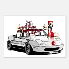 Cool Mx 5 Postcards (Package of 8)