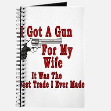 Gun For My Wife Journal