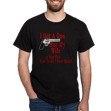 Gun For My Wife T-Shirt