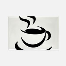 Coffee200 Rectangle Magnet