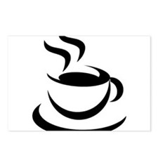 Coffee200 Postcards (Package of 8)