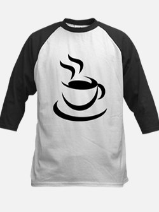 Coffee200 Kids Baseball Jersey