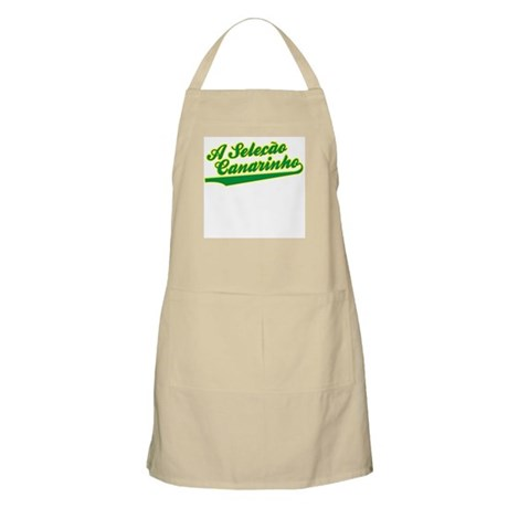 Brazil Selecao World Cup BBQ Apron