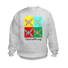 Colorful CienciaPR Sweatshirt
