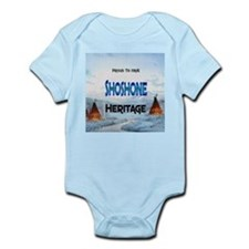 Shoshone Heritage Infant Bodysuit