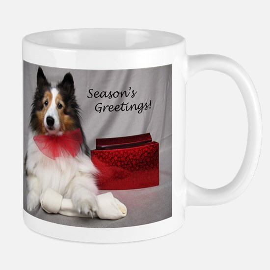 Season's Greetings Mug
