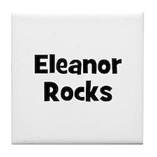 Eleanor Rocks Tile Coaster