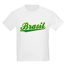 Brazil World Cup Kids T-Shirt