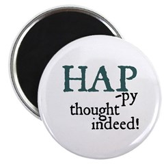 Happy Thought Magnet