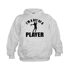 I'm a bit of a player american football Hoodie