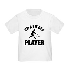 I'm a bit of a player badminton T