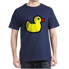 Duck Icon - Rubber Ducky T-Shirt