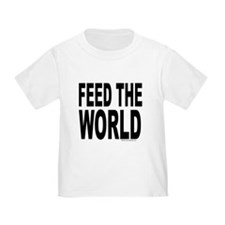 Feed the World T